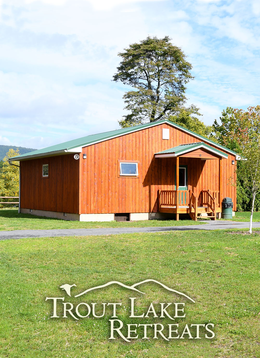 trout like retreats cabin